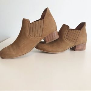 ASOS Brown Suede Ankle Boots Uk Size 6 US Size 8